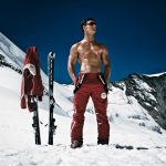 hottest athlete in the mountains