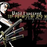 Zoro, samurai swords, one piece