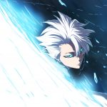 bleach, shinigami, boy, toshiro hitsugaya