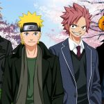 Naruto, Naruto, Luffy, death HD Anime Wallpaper