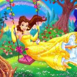 Disney's Beauty and the Beast HD wallpaper big picture