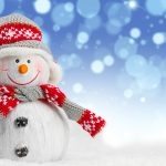 Winter, snow, christmas, snowman, winter pictures, cute wallpaper