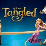 Tangled HD wallpaper poster image