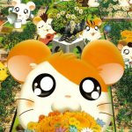 Lovely and lively Hamtaro Avatar HD wallpaper
