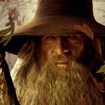 Wise wizard Hobbit An Unexpected Journey