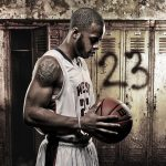 basketball player is configured to play wallpaper