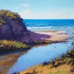 ARTSAUS, ART, DRAWING, GREAT OCEAN RD VICTORIA