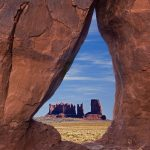 Stone Teardrop, Monument Valley, Utah