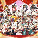 girl, group, love live! school idol project
