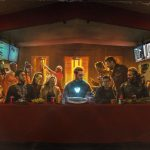 The Avengers 3 The Last Supper posters wallpaper