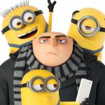 Despicable Me little yellow man 3 3 desktop wallpaper
