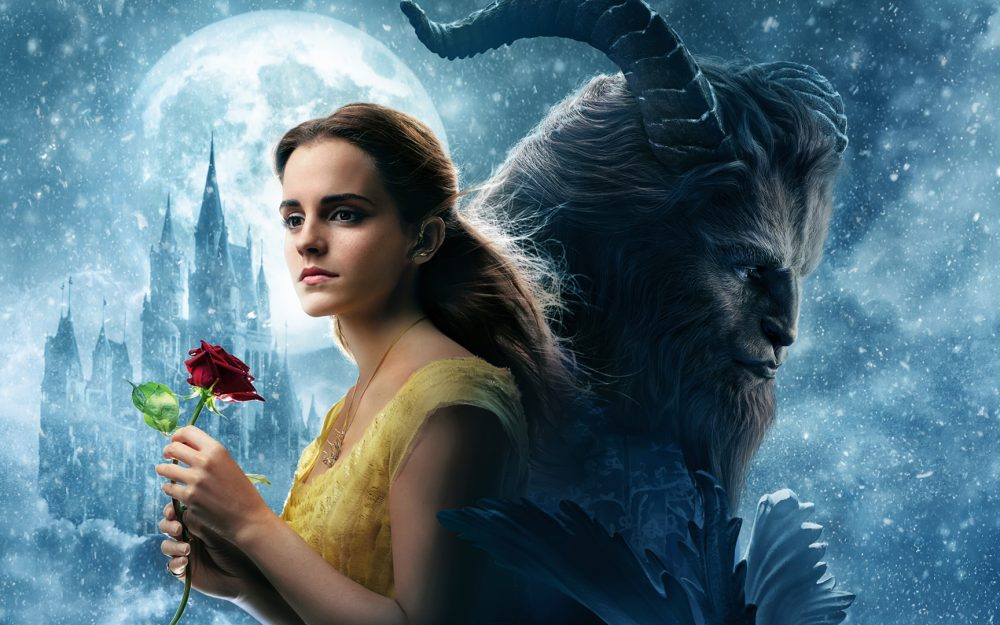 2017 Cinema Emma Watson wallpaper Beauty and the Beast