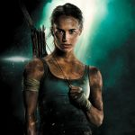 艾丽西卡维 Candlewood Tomb Raider origins of the war wallpaper