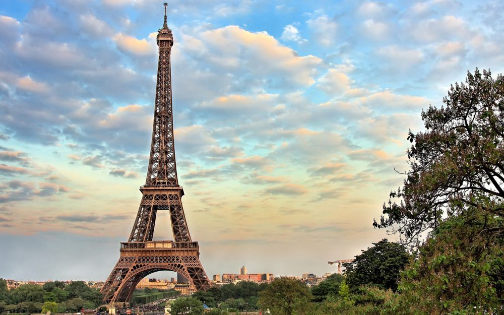France Eiffel Tower in Paris HD Wallpapers