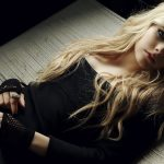Avril child beauty star hd computer wallpaper images