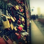 Lock love beautiful hd wallpaper