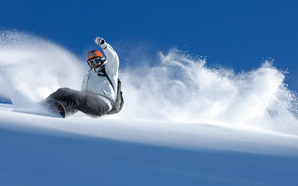 Cool snowboard hd wallpaper