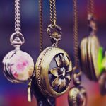 Small fresh beautiful pocket watch hd wallpaper
