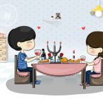 Small greek and ashu romantic evening wallpaper