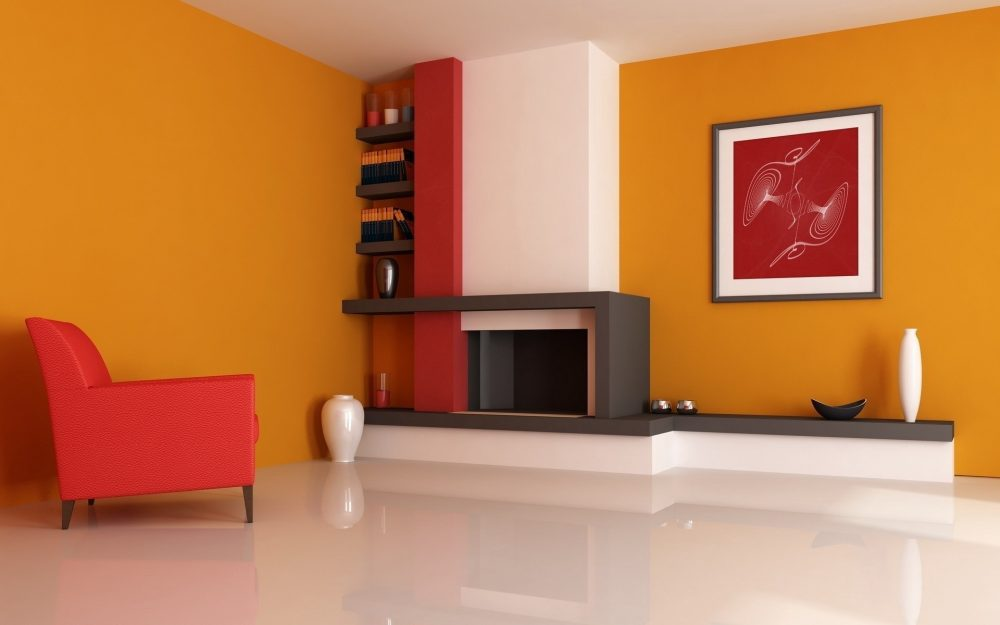 Style, furniture, room