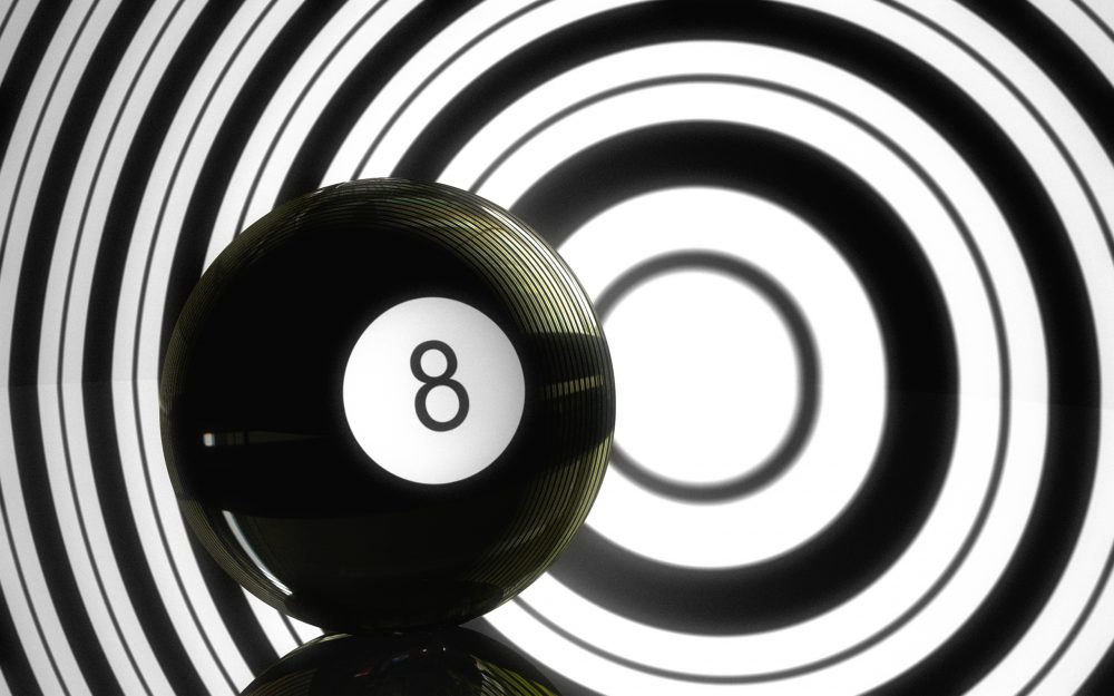 Ball. figure chorno- boloe, wallpaper, background, picture. a photo. image, minimalism