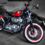 Custom, bike, f95, harley davidson, motorcycle, bike, harley