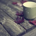 Small fresh coffee cup beautiful mood desktop wallpaper pictures