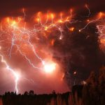 Lightning storm hd wallpaper