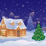 Christmas, christmas, new year, decoration, winter, snow, holiday