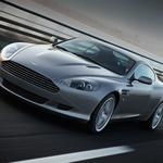 Front view, cars, style, speed, aston martin, 2008, gray, sports, db9