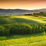 Italy tuscan landscape wallpapers