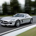 Sls, speed, awesome, mercedes benz wallpaper