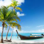 Beautiful seaside scenery hd wallpaper mood chart