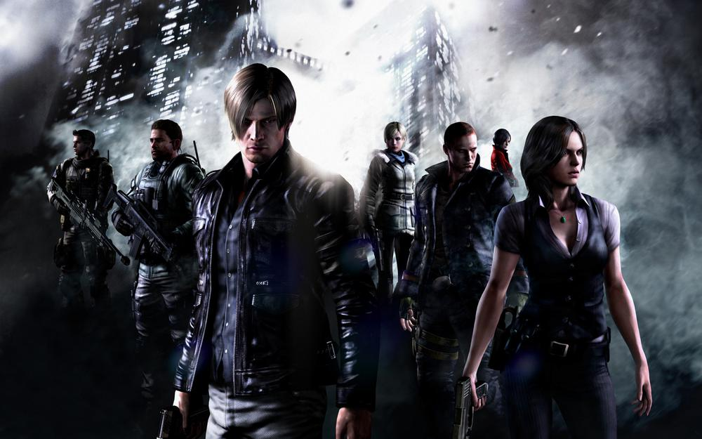 Resident evil 6 cover hd wallpaper