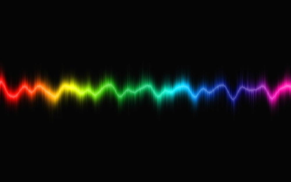 Color, strobe line, frequency, color