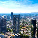 Frankfurt, germany architecture landscape wallpaper