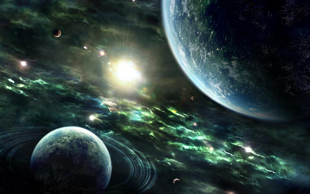 Space hd wallpaper