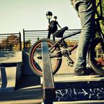 Bicycle, people, bmx