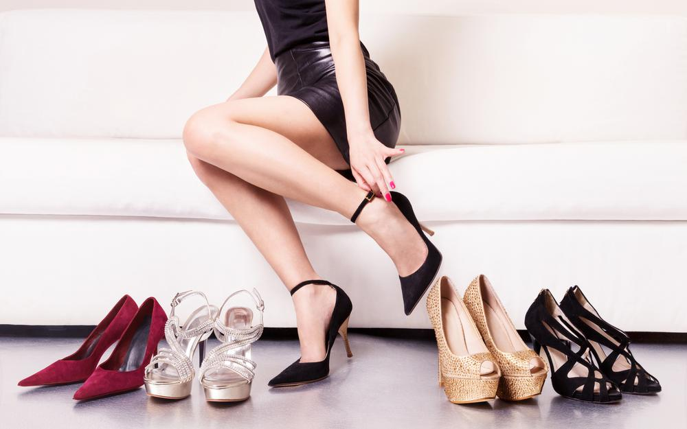 Heels, purchase, models, shoes