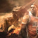 Hit miami, sports, basketball, player, face, heat