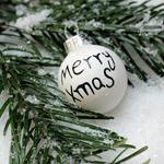 Christmas decorations, spruce, christmas wallpaper