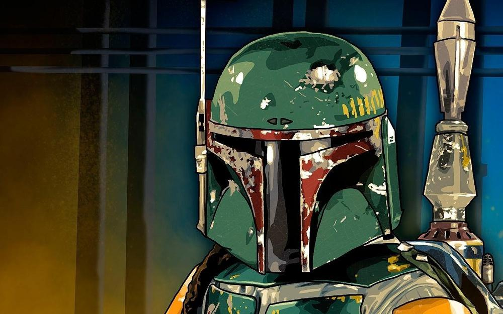 Mercenary boba fett