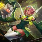 """""""arena of valor"""" king of glory overseas edition wallpaper"""