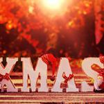 Christmas, ornaments, snowman wallpaper