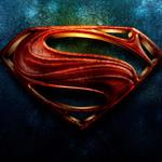 Superman logo desktop background