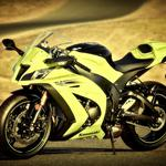 Motorcycle kawasak hd wallpaper