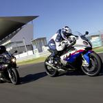 Motorcycles sport race bmw s1000rr