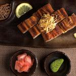 Sesame, sauce, lemon, japanese cuisine, fish hd wallpaper