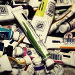Artistry, paint, tubes, collection