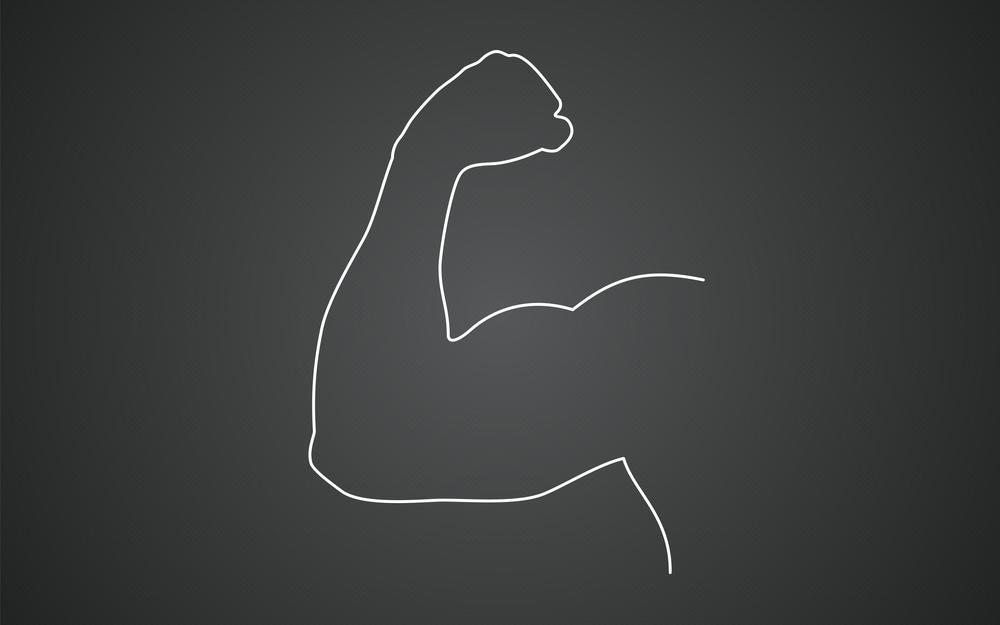 Hand, strength, muscle, biceps